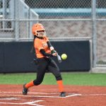 Lady Bulldogs take 2, end softball tournament on winning note
