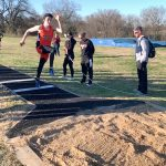 Ruzaan Mare wins shot put as Bulldogs compete at Hays Relays