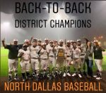 Looking back at 2019: Even the rain can't stop North Dallas from celebrating its second district title in a row