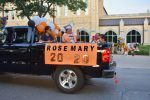 Everybody in the family shows up for North Dallas senior Rosemary Hernandez