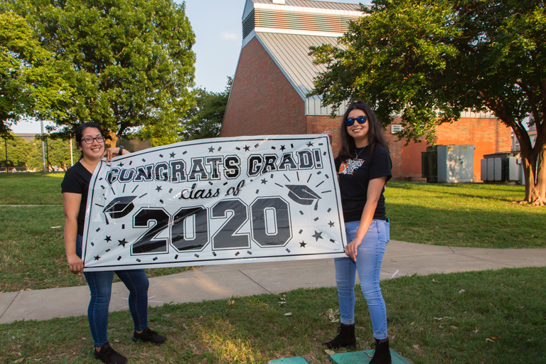 Photo gallery: North Dallas Class of 2020 graduates (Photos by Ernest Cerda) — May 21, 2020