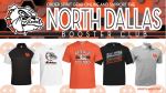 Time is running out on buying North Dallas Booster Club online merch!