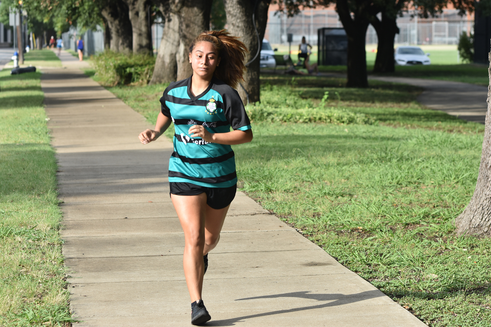 Photo gallery: Cross country summer conditioning – July 16, 2020