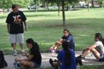 Watch: North Dallas Lady Bulldogs runners complete 2-mile run