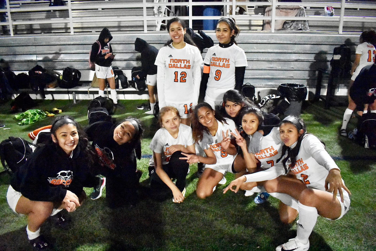 Photo gallery: North Dallas girls soccer vs. Pinkston — Jan. 29, 2020