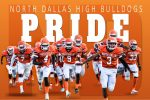 Thanks to Hector Rodriguez for some amazing North Dallas Bulldogs posters