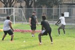 Bulldogs open fall football practice with conditioning workouts