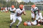 With offense 'coming along,' Bulldogs get ready to face TJ in scrimmage Friday