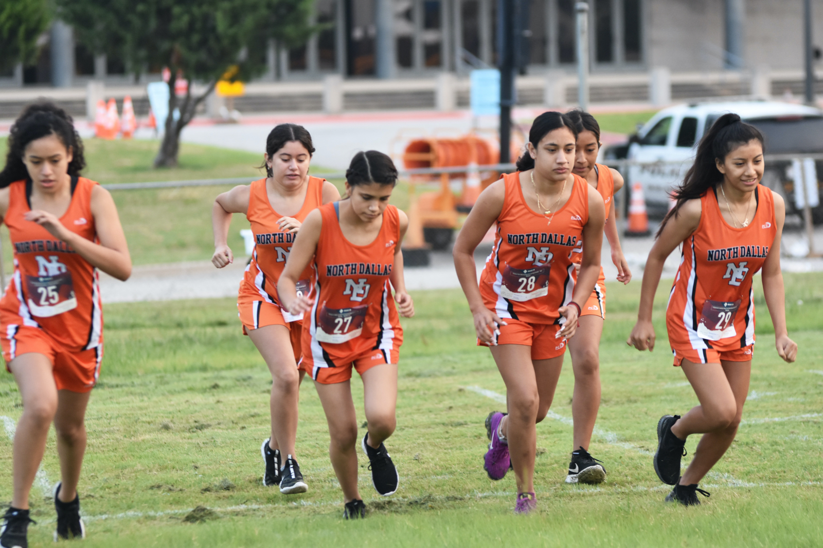 Photo gallery: North Dallas cross country teams at Jesse Owens Complex — Sept. 19, 2020