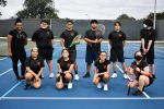 North Dallas open team tennis play with a victory
