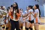 Lady Bulldogs rally in fourth game to take 3-1 volleyball victory