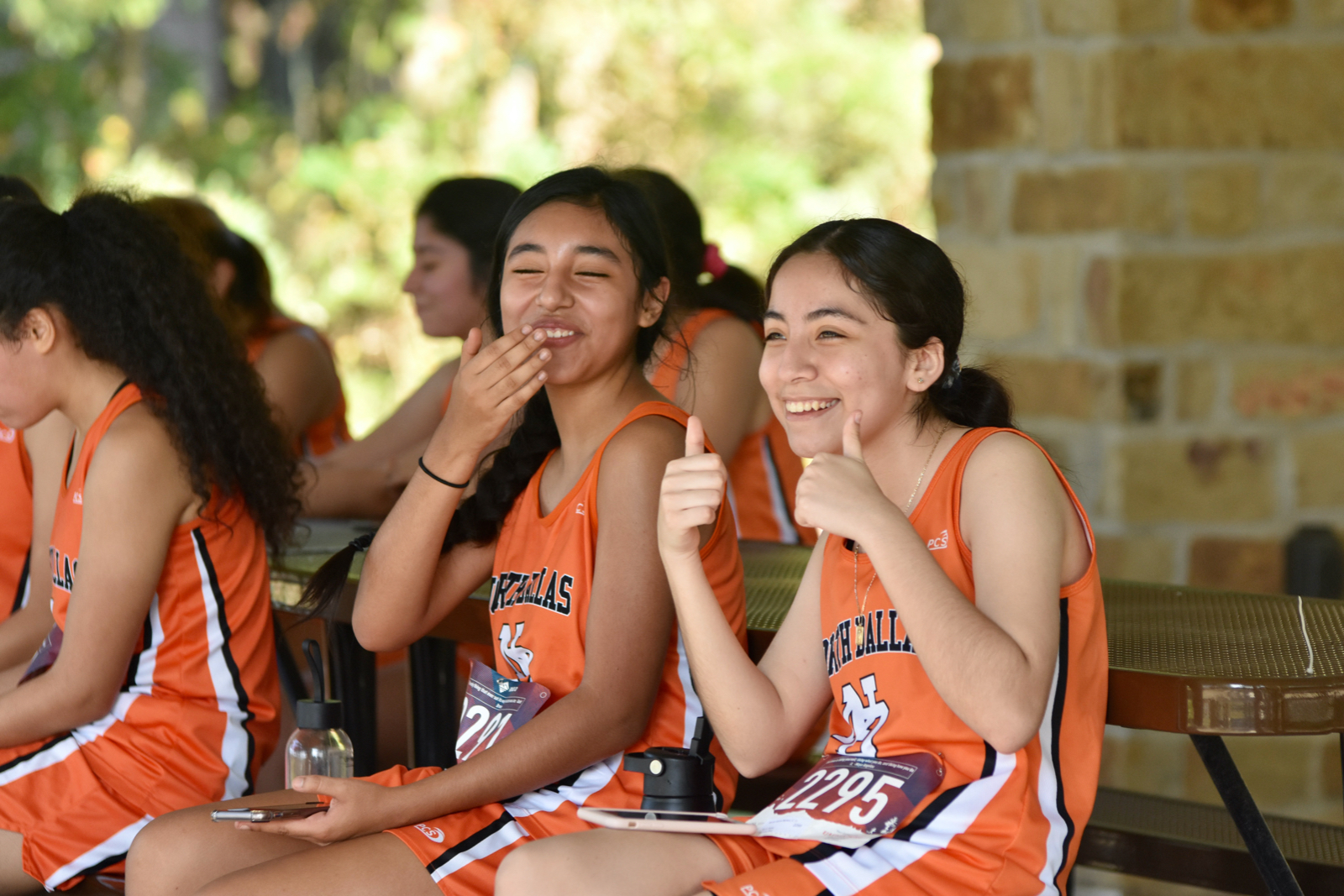 Photo gallery: North Dallas cross country runners at Camp Rorie — Oct. 10, 2020