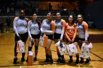 North Dallas seniors recognized at volleyball game