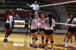 Lady Bulldogs take aim at volleyball playoff spot in last three road games