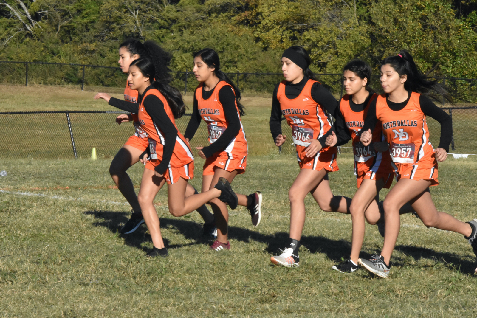 Photo gallery: North Dallas cross country teams at District 12-4A meet – The races — Oct. 30, 2020