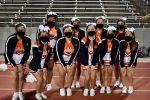North Dallas' outstanding cheerleaders