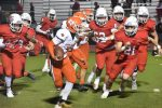Watch: Bulldogs' first trip to playoffs had some bright spots