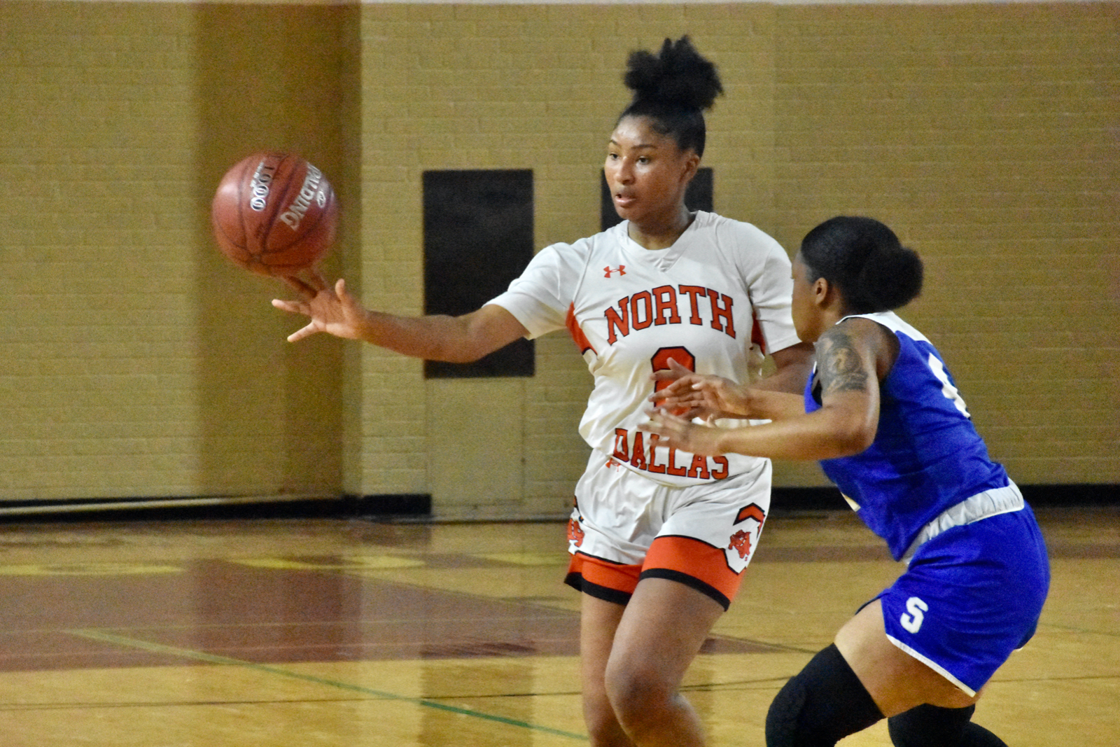 Young Lady Bulldogs' goal is to 'get better every day, learn to compete, and learn to win'