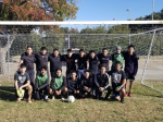 Virus ended last season in March, but the Bulldogs are back, open soccer practice