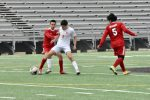North Dallas Bulldogs getting physical on soccer field