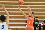 Lady Bulldogs pull away in fourth quarter for 34-28 district win