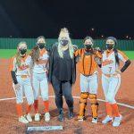 Lady Bulldogs to celebrate Senior Night on Friday at Conrad HS