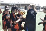 Photo gallery: North Dallas Lady Bulldogs receive medals — March 15, 2021