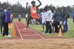 North Dallas' Quincy Goldsmith sets District 12-4A record in long jump event