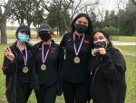 North Dallas girls golf team finishes second, qualifies for regional tournament