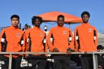 North Dallas' track team takes fourth place at District 12-4A meet: 'Everybody did really well.'