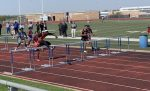 Hurdler Mohammed Bility leading the Bulldogs into Area meet Wednesday