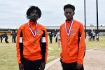 North Dallas' Quincy Goldsmith and Kyler Bolden qualify for regional track meet