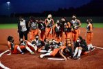 Watch: Fun times with the North Dallas softball team