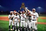 Bulldogs wrap up District 12-4A title with grand slam, perfect game no-hitter