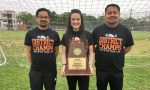 Bulldogs soccer team finally gets their District 10-4A trophy