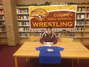 Monroe Signs With Briar Cliff