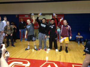 NKAC Wrestling Tournament