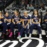 Girls Varsity at Barclays Center