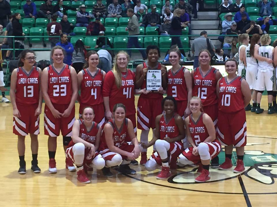 Lady Cardinals Continue Winning Ways
