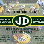 Vols Spring Football Game