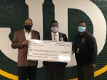 Special thanks to County Commissioner Dan Harris for his donation to Jeff Davis High School