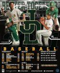 2020-2021 Varsity Baseball Schedule