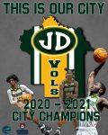2020-2021 MPS City Champions!!!