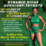 21-22 Dynamic Divas Auxiliary Tryouts