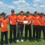 Wildcats boys golf finish 2nd at Auglaize County Invite