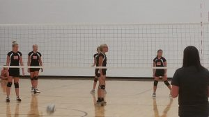 Junior High Volleyball Scrimmages