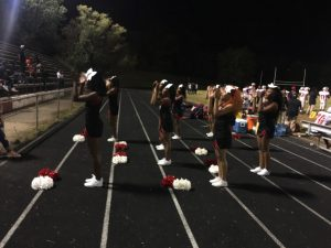 Cheerleaders 2017