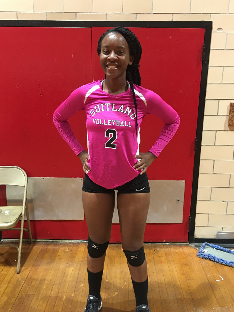September Athlete of the Month(Female)- Ma-Tewah Tamba