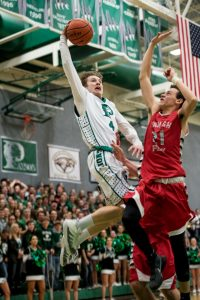 Payson Vs Spanish Fork Boys Basketball