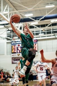Payson at Springville Boys Basketball 2015-16